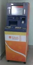 Hitachi's Cash Recycling ATM (HT-2845-V)