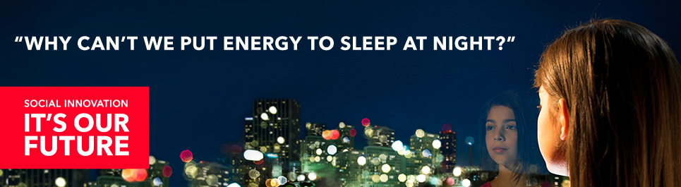 Why can't we put energy to sleep at night?