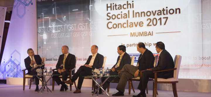 Hitachi Social Innovation Conclave 2017 - Panel Discussion