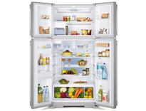 Hitachi Big French Series refrigerators