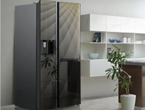 Three Door Refrigerators (French Bottom Freezer)