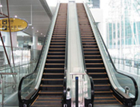 Hitachi Escalators
