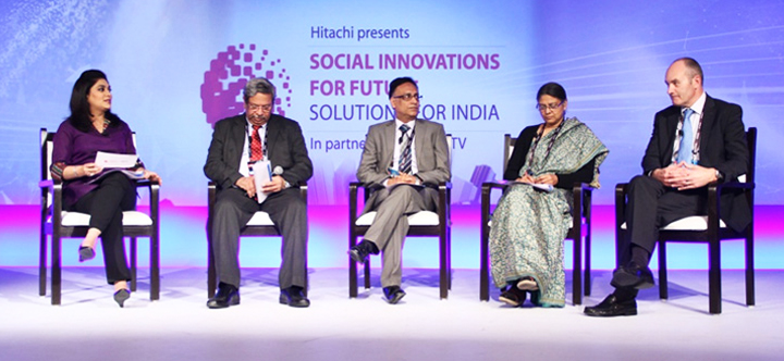 Hitachi Social Innovations Management
