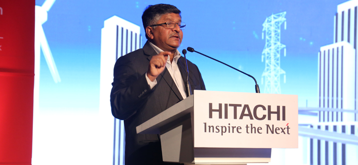 Mr. Ravi Shankar Prasad on India's role in Digital Transformation in the world