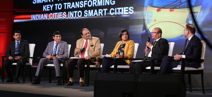 Role of Smart Transportation in transforming India