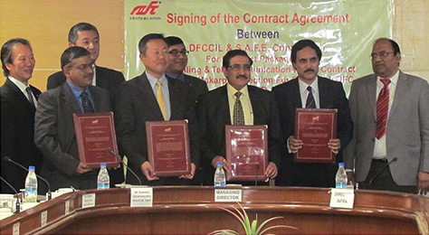Rail Business - Contract Agreement