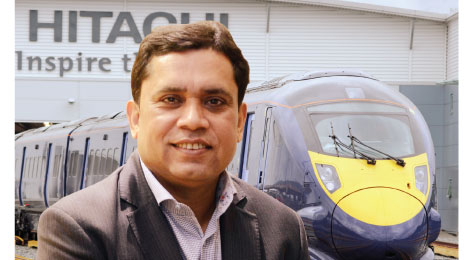 Mr. Bharat Kaushal, MD, Hitachi India, talks to Policy Pulse about Hitachi's plans in India