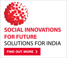 Social Innovations for Future - Solutions for India
