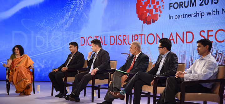 Discussing challenges in building digital infrastructure
