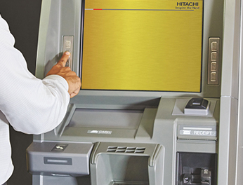 Hitachi ATM Services
