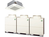 Hitachi Industrial ACs & Chillers